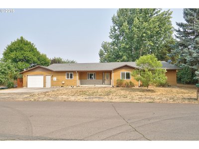 Yamhill OR Single Family Home Pending: $326,000