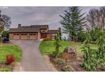 Camas Single Family Home For Sale: 830 NW View Ridge Ct
