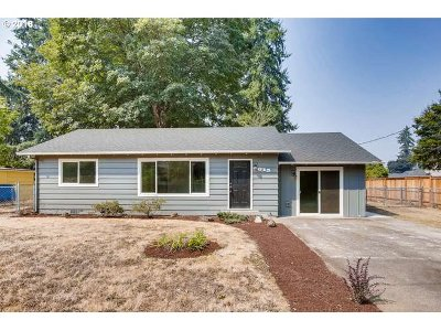 Canby Single Family Home Sold: 615 N Juniper Ct