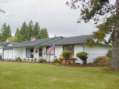 Brush Prairie Single Family Home For Sale: 19515 NE 167th Ave