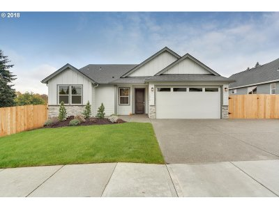 Clark County Single Family Home For Sale: 11815 NW 7th Ave