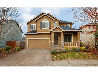 Beaverton Single Family Home For Sale: 21521 SW Parkin Ln