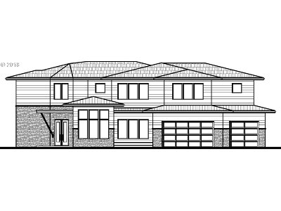 Clackamas County Single Family Home For Sale: 17686 Stafford Rd #Lot 4