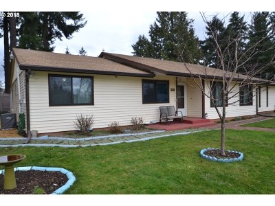 Single Family Home For Sale: 105 NE 157th Ave