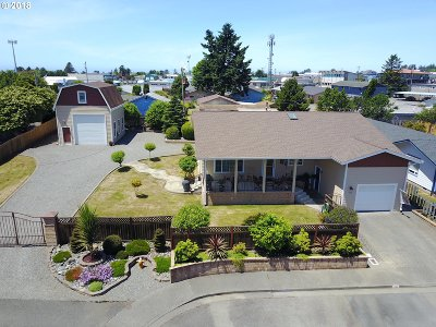 Brookings Single Family Home For Sale: 304 Oxford St