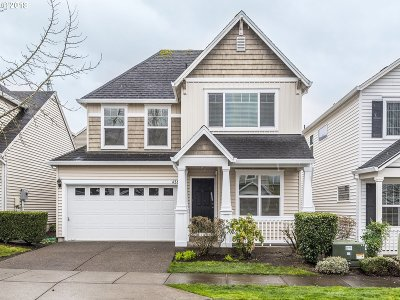 Beaverton Single Family Home For Sale: 4362 NW Palmbrook Dr