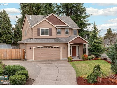 Oregon City Single Family Home For Sale: 11683 Partlow Rd