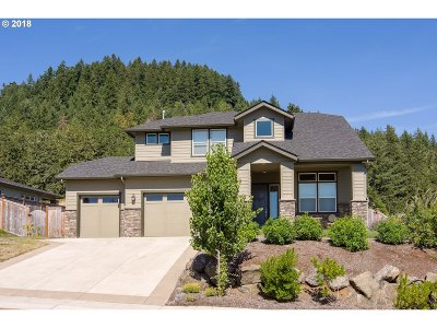 Springfield Single Family Home For Sale: 787 Mountaingate Dr