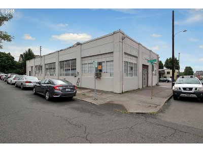 Portland Commercial For Sale: 302 SE 7th Ave
