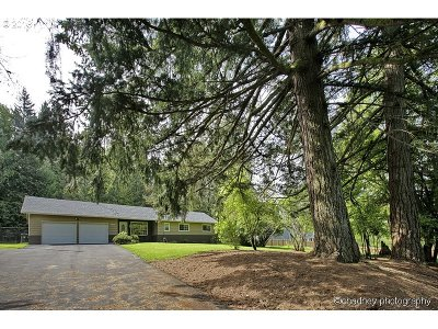 Damascus, Boring Single Family Home Pending: 21000 SE Tillstrom Rd