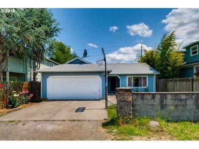 Single Family Home For Sale: 4712 NE 101st Ave