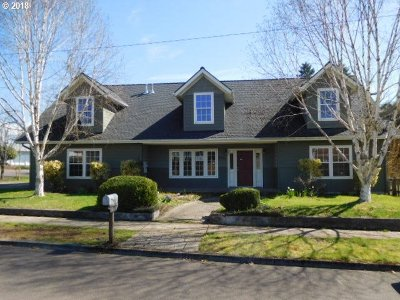 Stayton Single Family Home For Sale: 1482 N Scenic View Dr