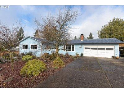 Single Family Home For Sale: 4937 SW Coronado St