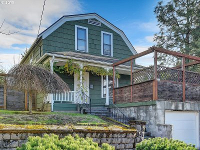 Portland OR Single Family Home For Sale: $459,000