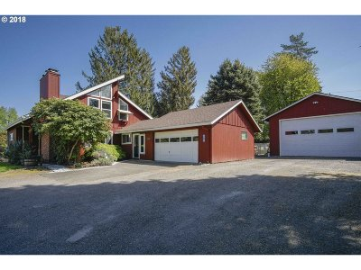 Washougal Single Family Home For Sale: 3300 K St