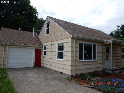 Single Family Home For Sale: 1117 SE 151st Ave