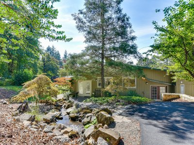 Oregon City Single Family Home For Sale: 15710 S Redland Rd