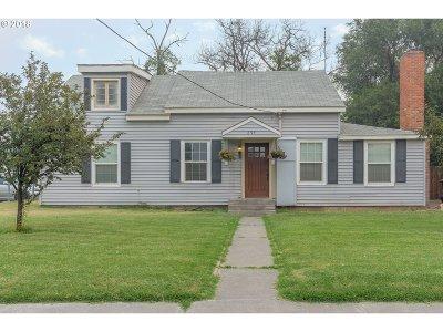 Hermiston Single Family Home For Sale: 694 W Hermiston Ave