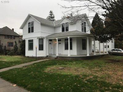 Umatilla County Single Family Home For Sale: 1302 S Main St