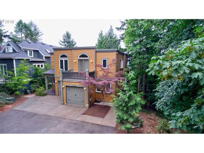Portland Single Family Home For Sale: 3440 SW 14th Ave