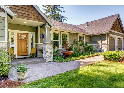 Clackamas County Single Family Home For Sale: 18085 S Longhorn Ln