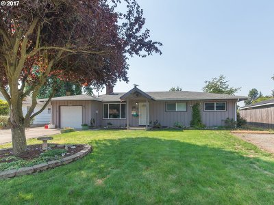 Eugene Single Family Home For Sale: 956 Archie St