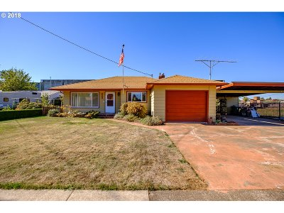 Stayton Single Family Home Sold: 669 N Evergreen Ave