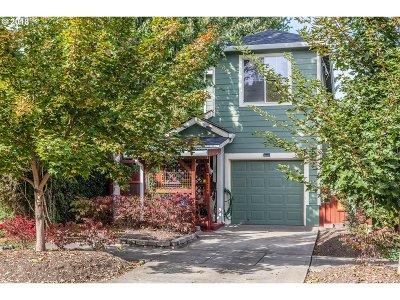 Clackamas County, Multnomah County, Washington County Single Family Home For Sale: 6829 N Astor St