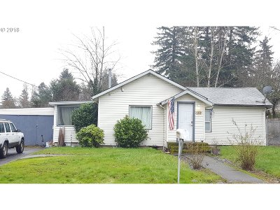Washougal Single Family Home For Sale: 1030 10th St
