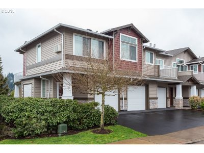 Beaverton Condo/Townhouse For Sale: 14580 SW Magpie Ln