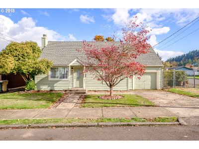 Sweet Home Single Family Home Pending: 501 7th Ave