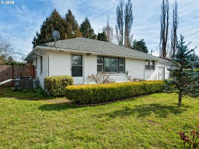 Aurora Single Family Home Sold: 20936 NE Butteville Rd