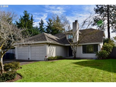 Eugene Single Family Home For Sale: 1510 Amberland Ave