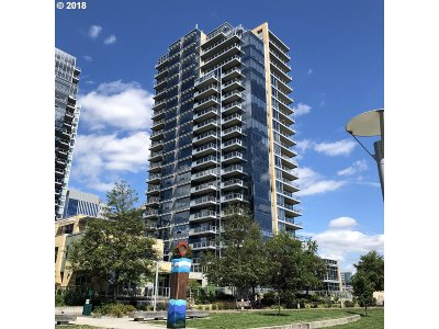 Johns Landing, Johns Landing & Fulton Park, South Waterfront Condo/Townhouse For Sale: 836 SW Curry St #508