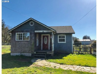 Coos Bay Single Family Home For Sale: 91356 Lowell Ln