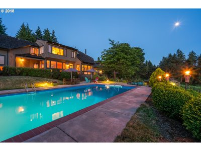 West Linn Single Family Home For Sale: 2636 SW Schaeffer Rd