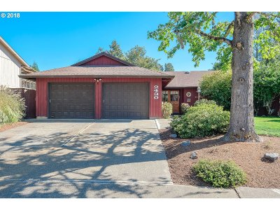 Hillsboro Single Family Home For Sale: 2430 SE Willow Dr