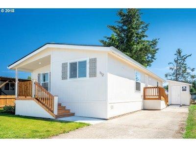 Eugene Single Family Home For Sale: 1415 S Bertelsen Rd #112