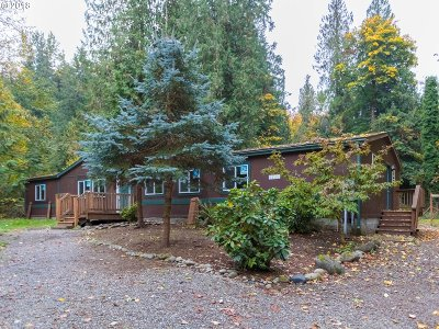Sandy Single Family Home For Sale: 41142 SE Kubitz Rd