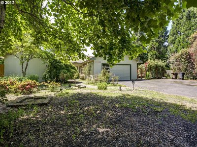 Tigard Single Family Home For Sale: 14905 SW 98th Ave