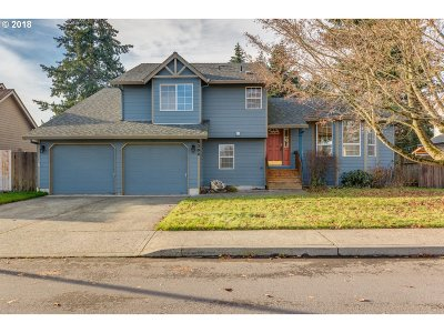 Single Family Home Sold: 8504 NE 96th Ave