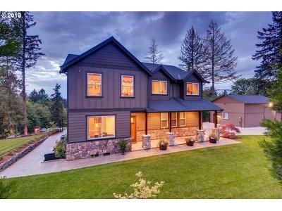 Tualatin Single Family Home For Sale: 6071 SW Prosperity Park Rd