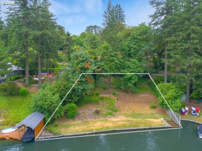 Lake Oswego Residential Lots & Land For Sale: 3072 Lakeview Blvd