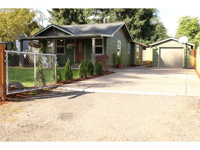 Single Family Home For Sale: 4623 NE 99th Ave