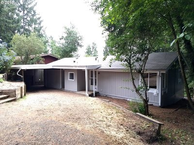 Florence Single Family Home For Sale: 89339 View Dr