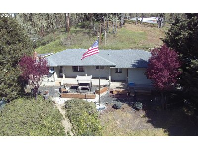 Oakland Single Family Home For Sale: 1461 South Cabin Creek Rd