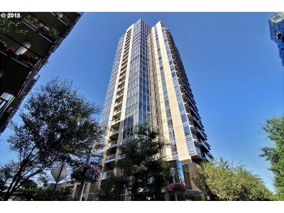 Johns Landing, Johns Landing & Fulton Park, South Waterfront Condo/Townhouse For Sale: 3570 SW River Pkwy #1513
