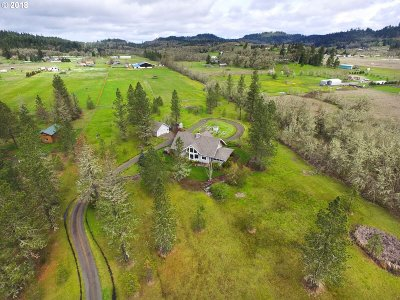 Eugene Single Family Home For Sale: 28533 Restwell Rd