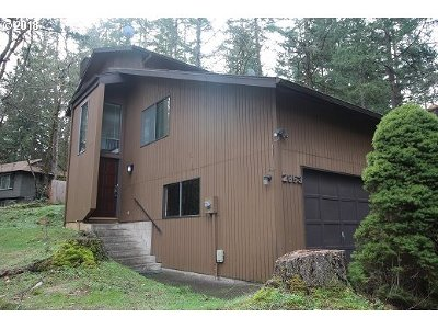 Eugene Single Family Home For Sale: 2853 Timberline Dr