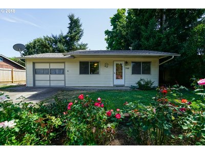 Aumsville Single Family Home Pending: 560 Del Mar Dr